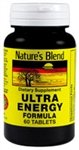 UPC 079854000351, Nature's Blend Ultra Energy Formula 60 Tablets