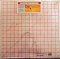 Sew Easy Quilting Ruler Square 15-1/2X15-1/2In by Sew Easy
