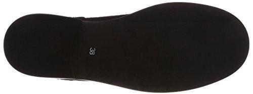 Boots Women's Bianco Chelsea Classic Leather 108 Black Black wUwI6BxqO