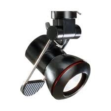 Lightolier Shade - Lightolier Par-Tech PAR20 Bezel Shade, Matte Black - 8227BK