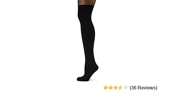 4d8df6d198893 Pretty Polly Women's Plus-Size Curves Suspender Tights, Black, X ...