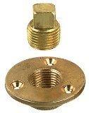 Perko 0742DP1 Spare Garboard Drain Plugs 0714 & 0737 ()