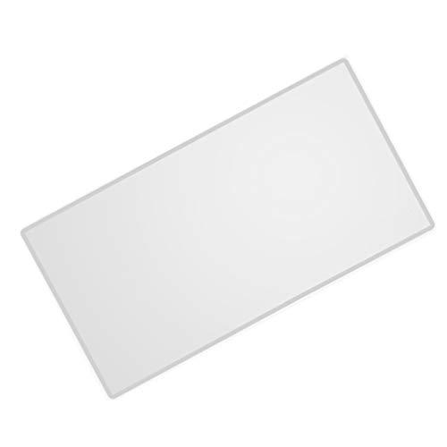 FAVOMOTO Auto Zonneklep Spiegel Make-Up Cosmetische Spiegel Zelfklevende Zonwering Spiegel Auto Make-Up Spiegel Voor…