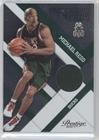 Michael Redd #456/499 (Basketball Card) 2010-11 Prestige - Prestigious Pros - Green Materials [Memorabilia] #22