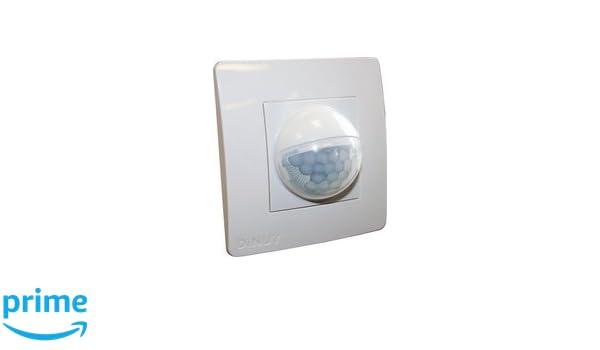 Dinuy DM.CAM.003 - Detector caja universal 200º 2 hilos led: Amazon.es: Bricolaje y herramientas