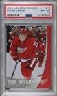 Dylan Larkin PSA GRADED 8 (Hockey Card) 2015-16 Upper Deck Star Rookies - Box Set [Base] #12 ()