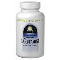 Source Naturals L Glutamine Powder