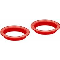 Keeney 50879TPRUK 1-1/2-Inch Rubber Tailpiece Washer, Red