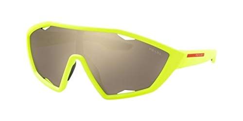 Sunglasses Prada Linea Rossa PS 10 US 4461C0 FLUO YELLOW ()