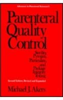 Parenteral Quality Control Second Edition (Statistics, Textbooks and Monographs)