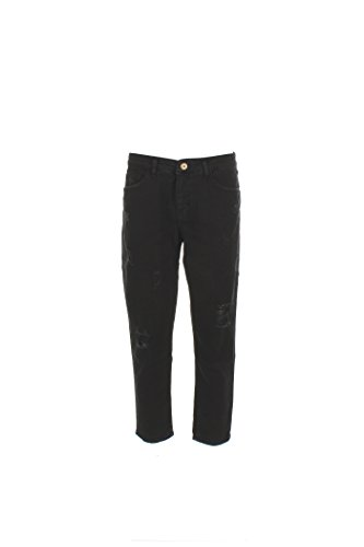 Pantalone Donna Toy G 42 Nero Nomore Primavera Estate 2017