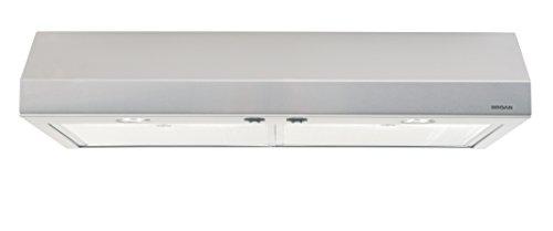 Broan 250 Cfm, 30-Inch Undercabinet Range Hood in Stainless Steel