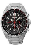 Seiko SSC261P1 Men Prospex Chronograph Solar,Sapphire Crystal,100m Water Resistant,Brand (Sapphire Mens Chronograph)