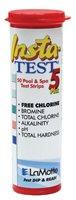 Insta-Test Lamotte Test Strips - Insta-Test 5-Way 2977