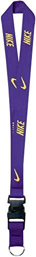 Nike Lanyard Field Purple/Amarillo NS