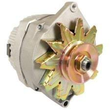 Eagle High Fits Alternator 10SI Delco 1 Wire Hook up 100 High Amp 24 Volt Industrial - Wire Alternator One Up Hook