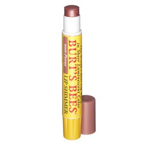 (3 PACK) - Burts Bees - Lip Shimmer Peony   .9 ounce   3 PACK BUNDLE