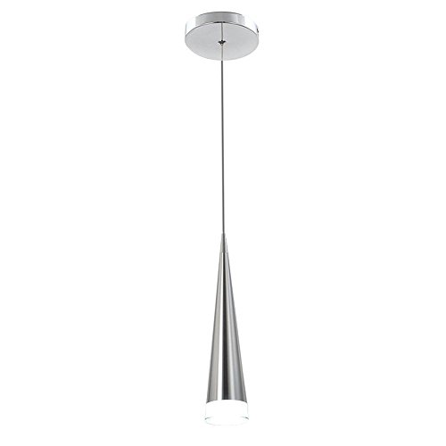 Stainless Steel Dome Pendant Light