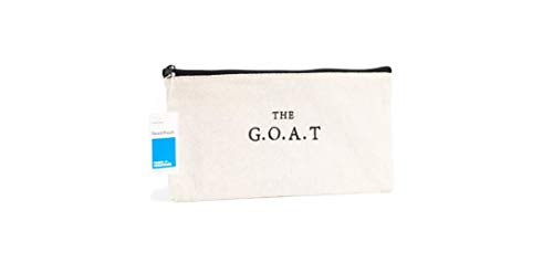 The G.O.A.T. Pencil Pouch