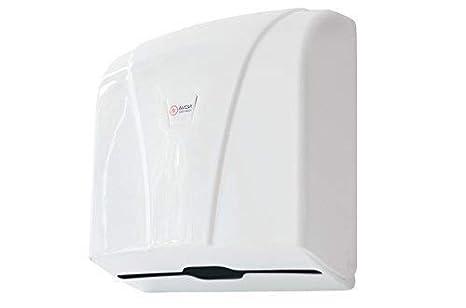 Nova Clean Tools 3464 - 1 Blanco Katli dispensador de toallas de papel, color blanco: Amazon.es: Industria, empresas y ciencia