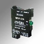 ULTRALINX 66 BLOCK PROT, 235V CLAMP, 350mA FUSE IND LTS S25 (PART #: UP3B-235) ()