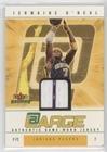 Jermaine O'Neal (Basketball Card) 2004-05 Fleer Genuine - At Large Game Used - Jo Large