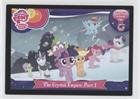 The Crystal Empire Part 1 (Trading Card) 2015 Enterplay My Little Pony: Friendship Is Magic Series 3 - Episodes #E53 (My Little Pony The Crystal Empire Part 1)