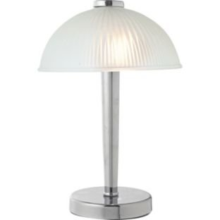 Graceful Astra Glass Touch Table Lamp