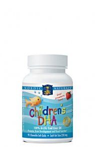 250 Mg Dha - Nordic Naturals Children's DHA 250 mg Chewables, Strawberry, 180 ct