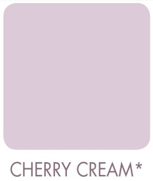 Signeo 2,5 L. Bunte Wandfarbe, CHERRY CREAM, Flieder matt, elegant ...