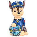 FAB Starpoint Nickelodeon Blue Paw Patrol Chase Coin Bank ()