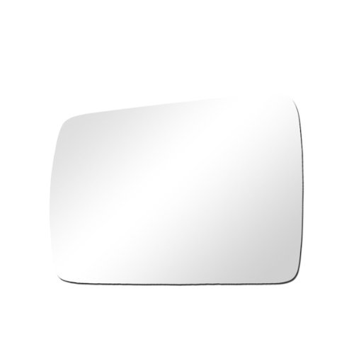 CarPartsDepot, New Sail Type Mirror Glass Left (Driver Side) Door View Replacement, 369-2236 CH1323712