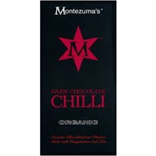 Montezumas Chocolate Foundation Bars (Dark Chocolate with Chilli) (6 x 100g)