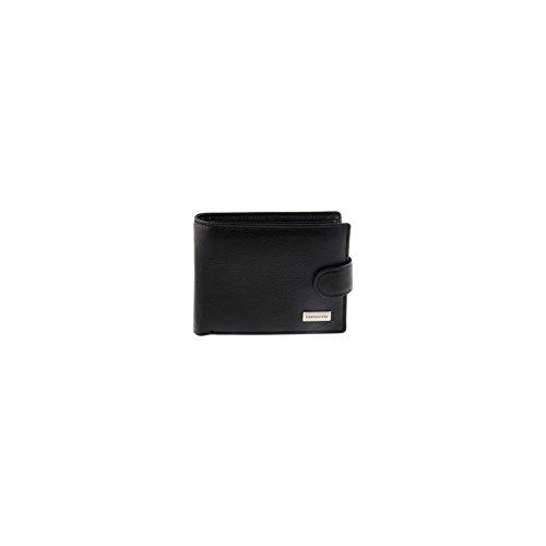 83403446996 Portefeuille design pour homme Cuir noir WALLET N980  Amazon.fr  Bagages
