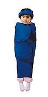 09233e5d888 50500 Part  50500 - Board Immobilizer Papoose Age 2-6 Pediatric Blue ...