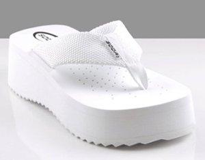 5f1bef5284b7 white platform flip flops cheap   OFF33% Discounted