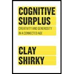 img - for Cognitive Surplus by Shirky, Clay. (Penguin Press HC, The,2010) [Hardcover] book / textbook / text book