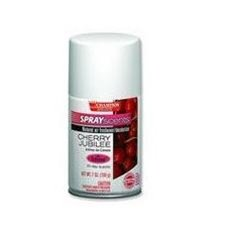 - CHA5181 - Sprayscents Metered Air Freshener Refill, Cherry Jubilee, 7oz, Aerosol