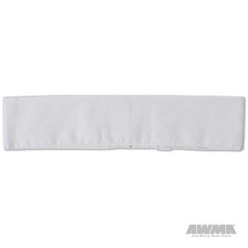 Martial Arts Headband - White