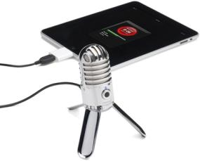 Meteor Mic with I-Pad