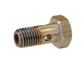 (BMW (1974-2001) Hollow Bolt for Cylinder Head Oil Pipe e12 e23 e24 e30 e31)