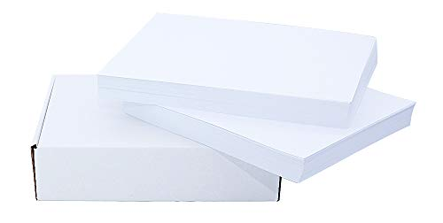 Double Sided Photo Paper - Matte Photo Paper 8.5