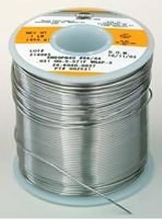 Kester Solder24-7150-0018 Solder Wire, 62/36/2 Sn/