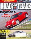 Road & Track Magazine November 2005 (1-1269, Road Test: Cayman S The Best Porsche Ever!)