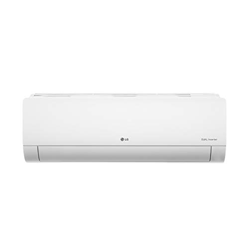 LG 1.5 Ton 5 Star Dual Inverter Split AC (Copper, KS-Q18HNZD , White, Hi Grooved Copper) 1
