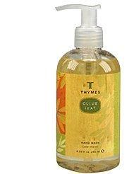 Thymes Hand Wash - Olive Leaf 8.25 Oz (Leaf Thymes Olive)