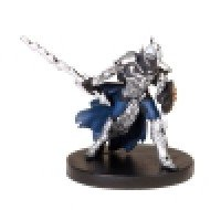 D & D Minis: Drow Fighter # 62 - Harbinger by D & D Minis