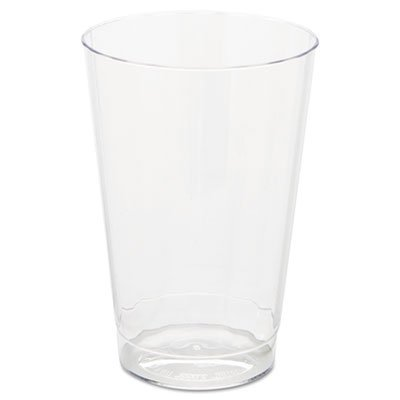 Comet Crystal - WNA Comet 12 oz Classicware Tall Crystal Plastic Tumbler in Clear