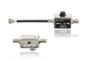 tv antenna booster. in line tv antenna signal amplifier 15-369 tv booster d