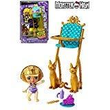 Monster High Monster Family of Cleo de Nile - SANDY DE NILE Baby 2.5